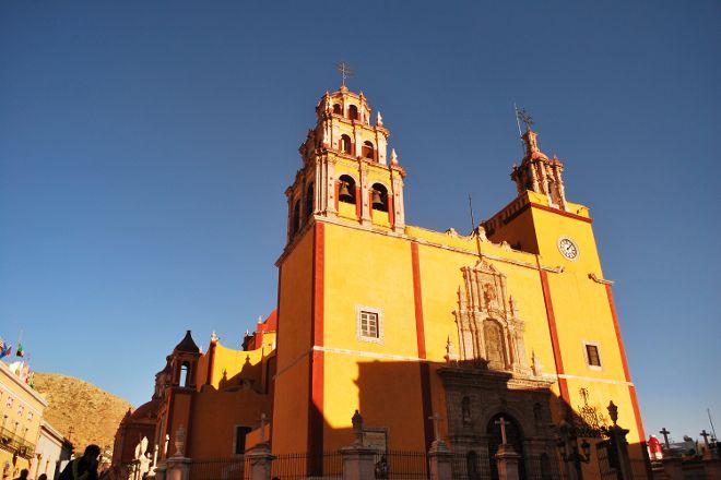 Parroquia de Basilica Colegiata de Nuestra Senora de Guanajuato, Guanajuato, Mexico