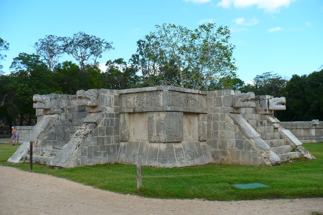 Plataforma de Venus, Chichen Itza, Mexico