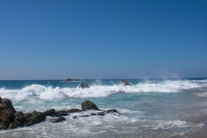 Playa Bacocho, Puerto Escondido, Mexico