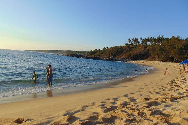 Playa Coral, Puerto Escondido, Mexico