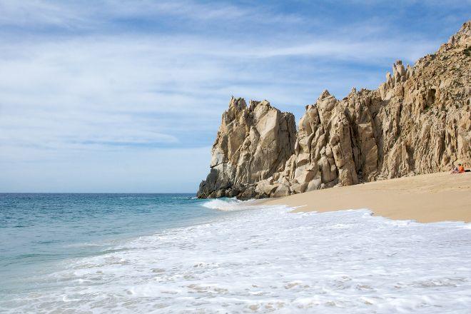 Playa del Amor, Cabo San Lucas, Mexico
