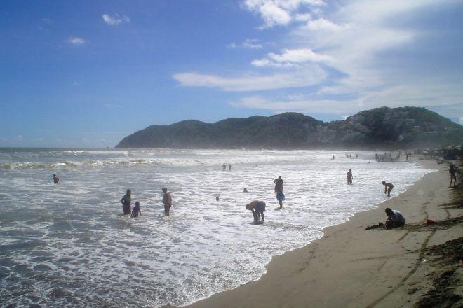 Playa Revolcadero, Acapulco, Mexico