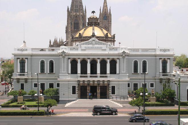 Rectoria de la Universidad de Guadalajara, Guadalajara, Mexico
