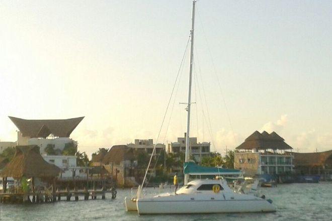 Sagitario Private Catamaran, Cancun, Mexico