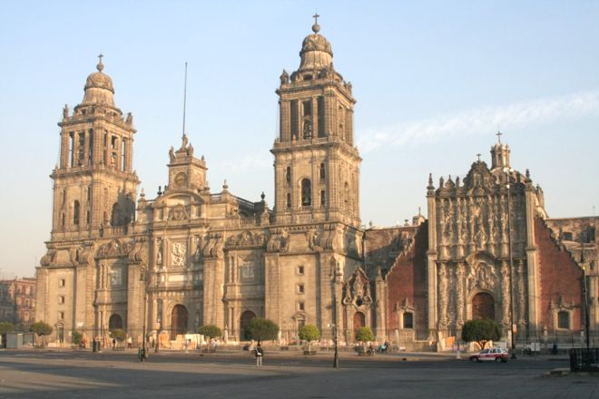 Sagrario Metropolitano, Mexico City, Mexico