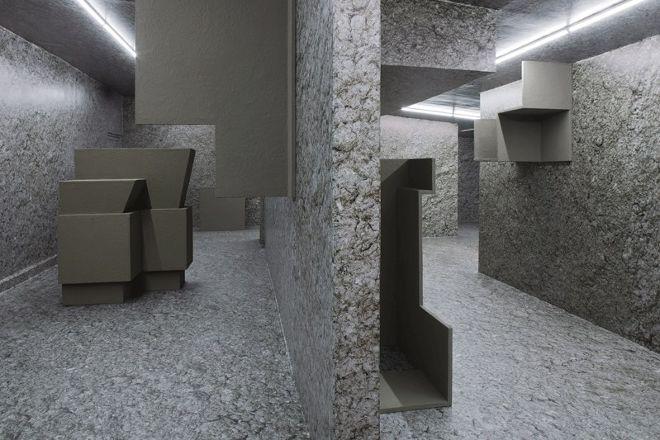 Sala de Arte Publico Proyecto Siqueiros, Mexico City, Mexico