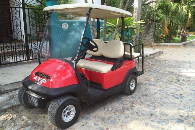 San Pancho Golf Cart Rentals, San Francisco, Mexico