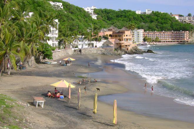 Santiago Peninsula, Manzanillo, Mexico