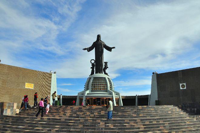 Santuario de Cristo Rey, Guanajuato, Mexico