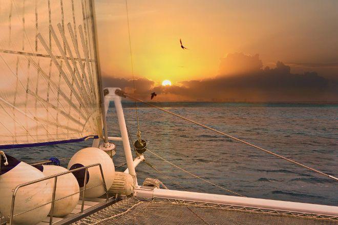 Sea Passion Catamaran, Cancun, Mexico