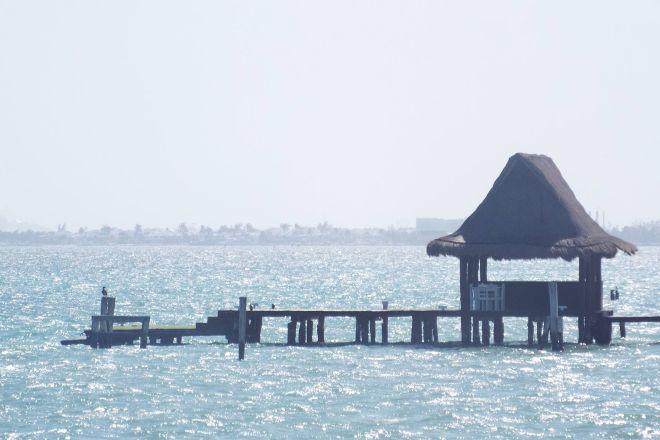 Shark Beach, Isla Mujeres, Mexico