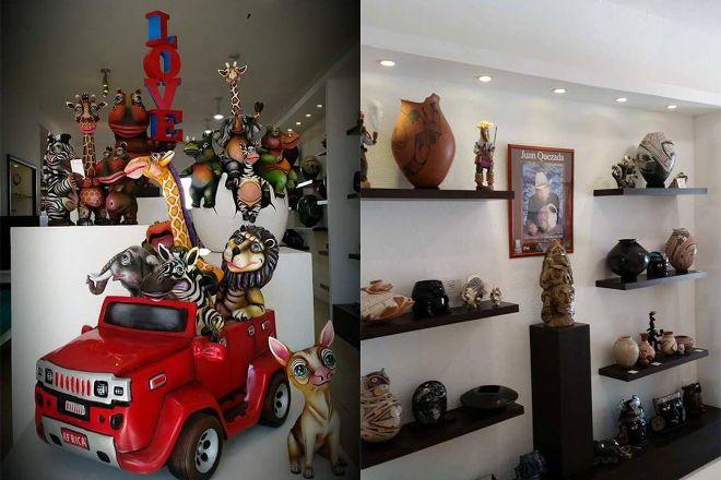 Sillvermoon Gallery, San Jose del Cabo, Mexico
