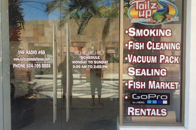 Tailz Up Smokehouse, Cabo San Lucas, Mexico