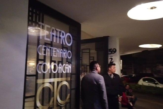 Teatro Coyoacan, Mexico City, Mexico