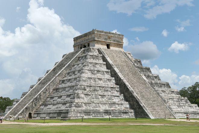 Templo de Kukulkan, Chichen Itza, Mexico
