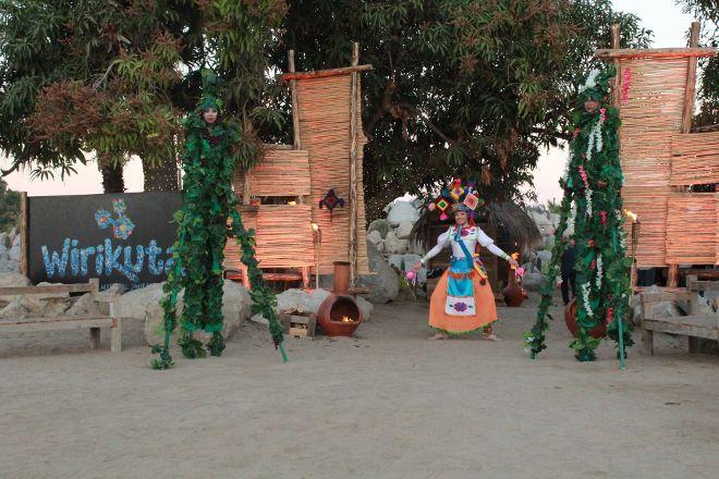 The Wirikuta Show, San Jose del Cabo, Mexico
