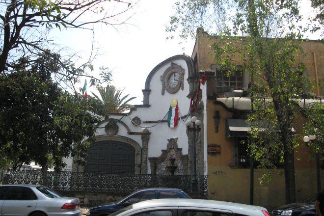 Tlalpan, Mexico City, Mexico