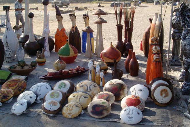 Tonala Craft Market, Tonala, Mexico