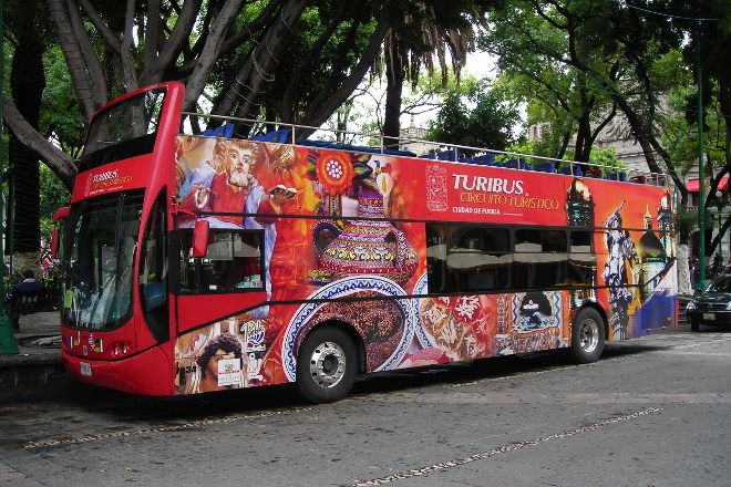 Turibus, Mexico City, Mexico
