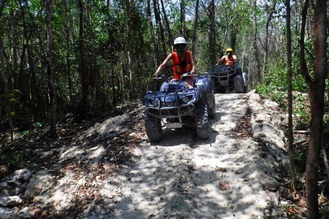 Wheelie Trails ATV Jungle Tours, Playa del Carmen, Mexico