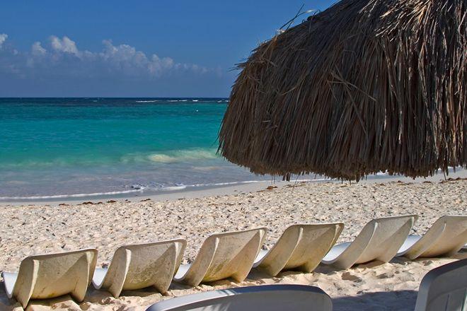 Xpu-ha Beach, Puerto Aventuras, Mexico