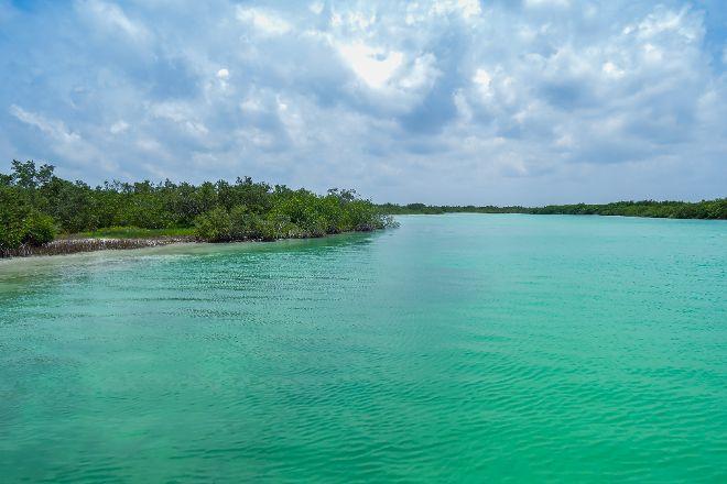 Yalahau Lagoon, Holbox Island, Mexico