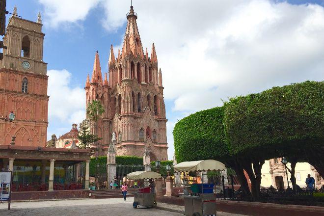 Zocalo, San Miguel de Allende, Mexico