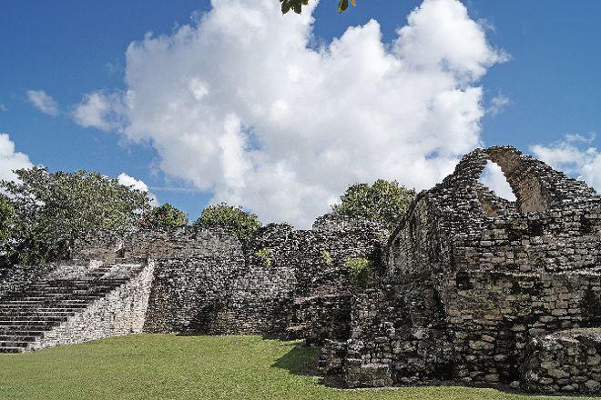 Zona Arqueologica Rio Bec, Calakmul, Mexico
