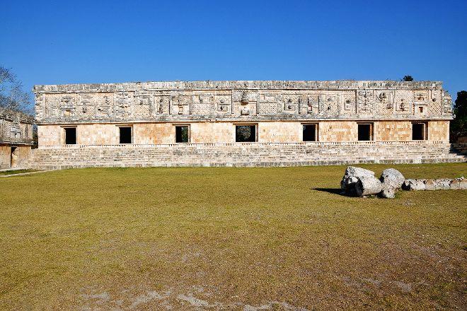 Uxmal, Uxmal, Mexico