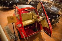 The Private Collection of Antique Cars of H.S.H. Prince Rainier III, Monte-Carlo, Monaco