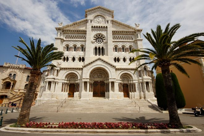 Cathedrale Notre-Dame-Immaculee, Monaco-Ville, Monaco