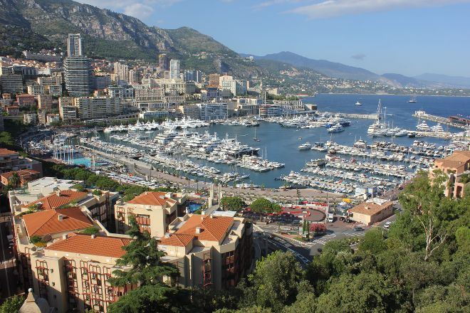 Monte Carlo Harbor, Monte-Carlo, Monaco