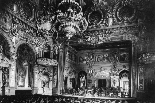 Opera de Monte-Carlo, Monte-Carlo, Monaco