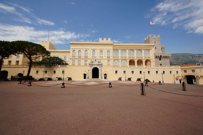 Place du Palais, Monaco-Ville, Monaco