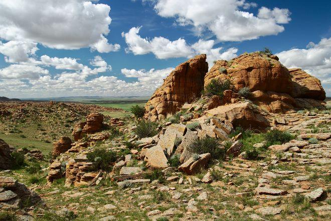 Ikh Gazriin Chuluu Nature Reserve, Mandalgovi, Mongolia