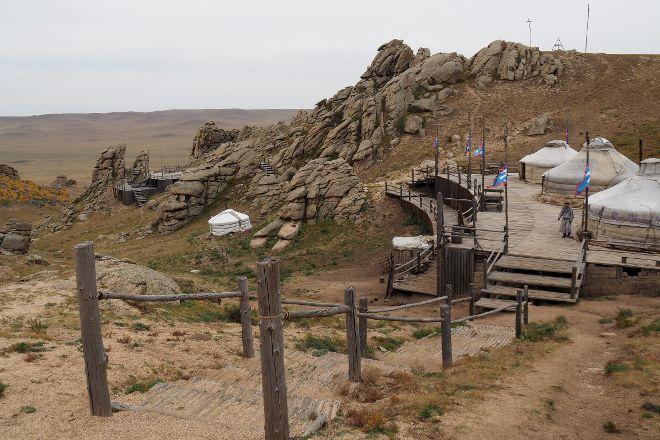 National Park Mongolia 13th Century, Ulaanbaatar, Mongolia