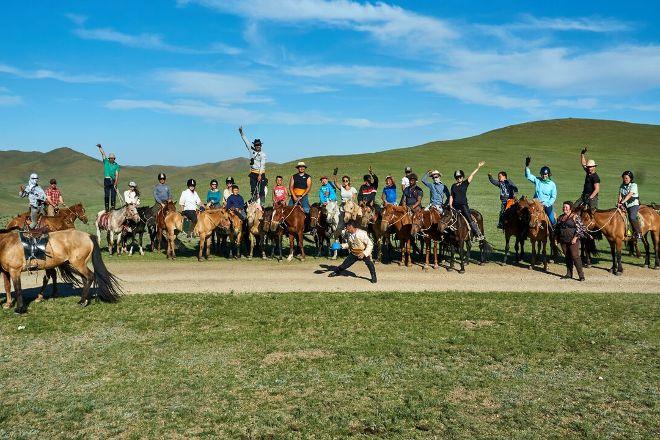 Stepperiders, Ulaanbaatar, Mongolia