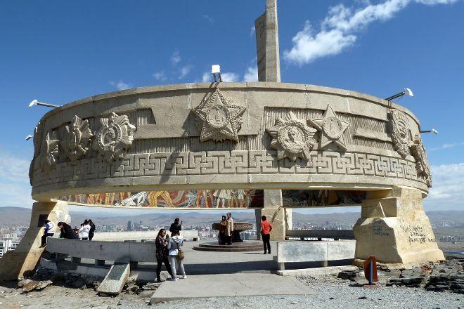 Zaisan Memorial, Ulaanbaatar, Mongolia