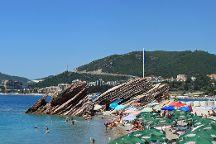 Rafailovići Beach, Rafailovići, Montenegro