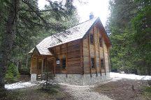 Durmitor National Park Visitor Centre, Žabljak, Montenegro