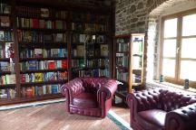 The Library In The Citadel, Budva, Montenegro