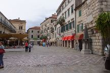Piazza of the Arms, Kotor, Montenegro