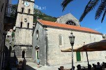 St. Nikola Church, Perast, Montenegro