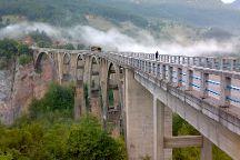 Đurđevića Tara Bridge, Žabljak, Montenegro