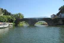 Virpazar Stone Bridge, Virpazar, Montenegro