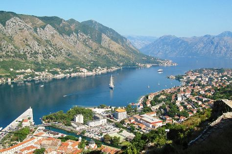 Bay of Kotor, Kotor, Montenegro