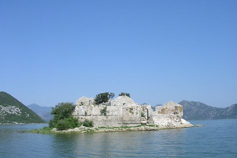 Grmozhur Fortress, Godinje, Montenegro