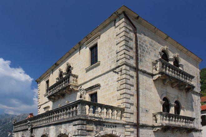 Bujovic Palace, Perast, Montenegro
