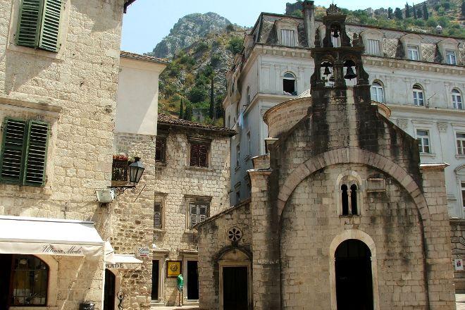 Church of St. Luke, Kotor, Montenegro