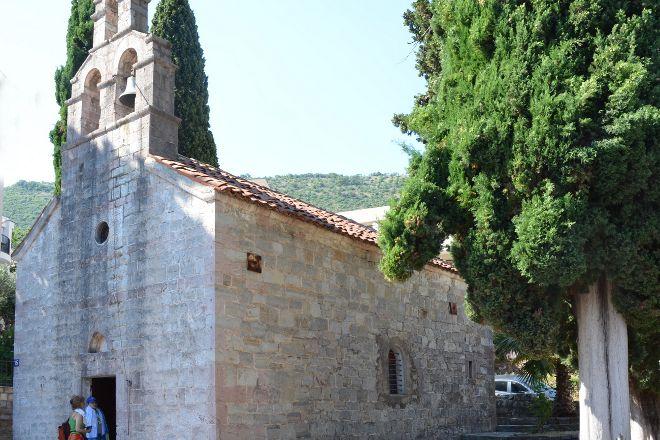 Church of the Prophet Elijah, Petrovac, Montenegro